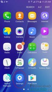 configura tu vpn en android