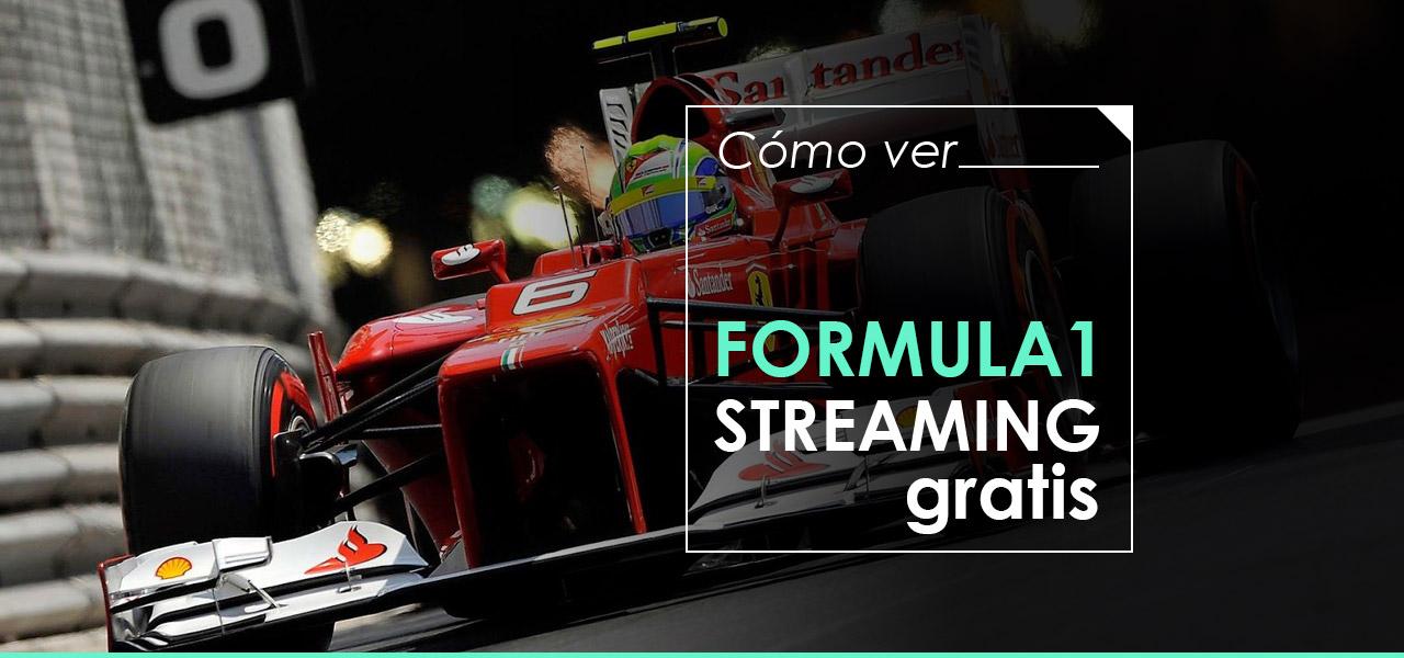 formula1 streaming