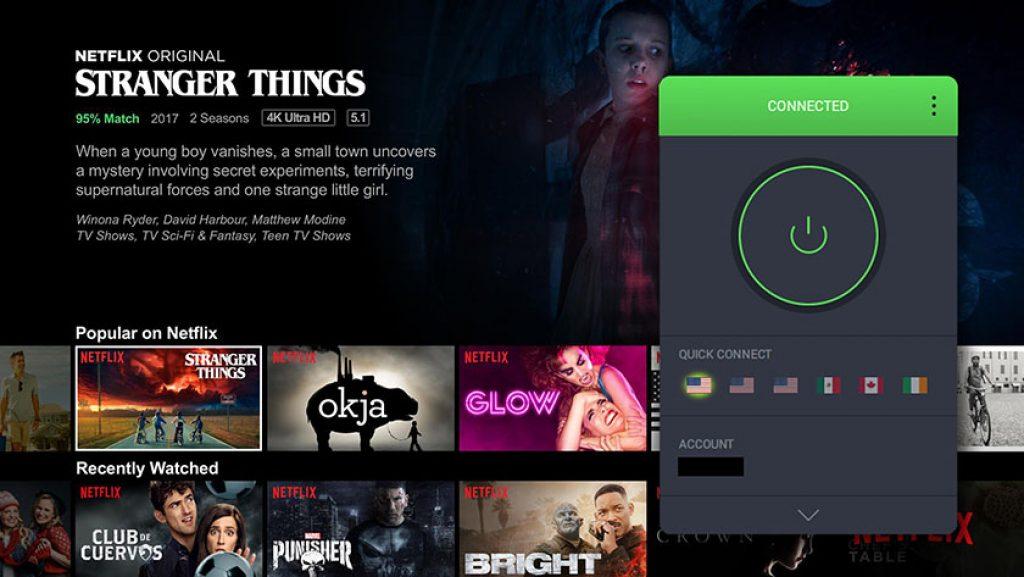 Private Internet Access Netflix