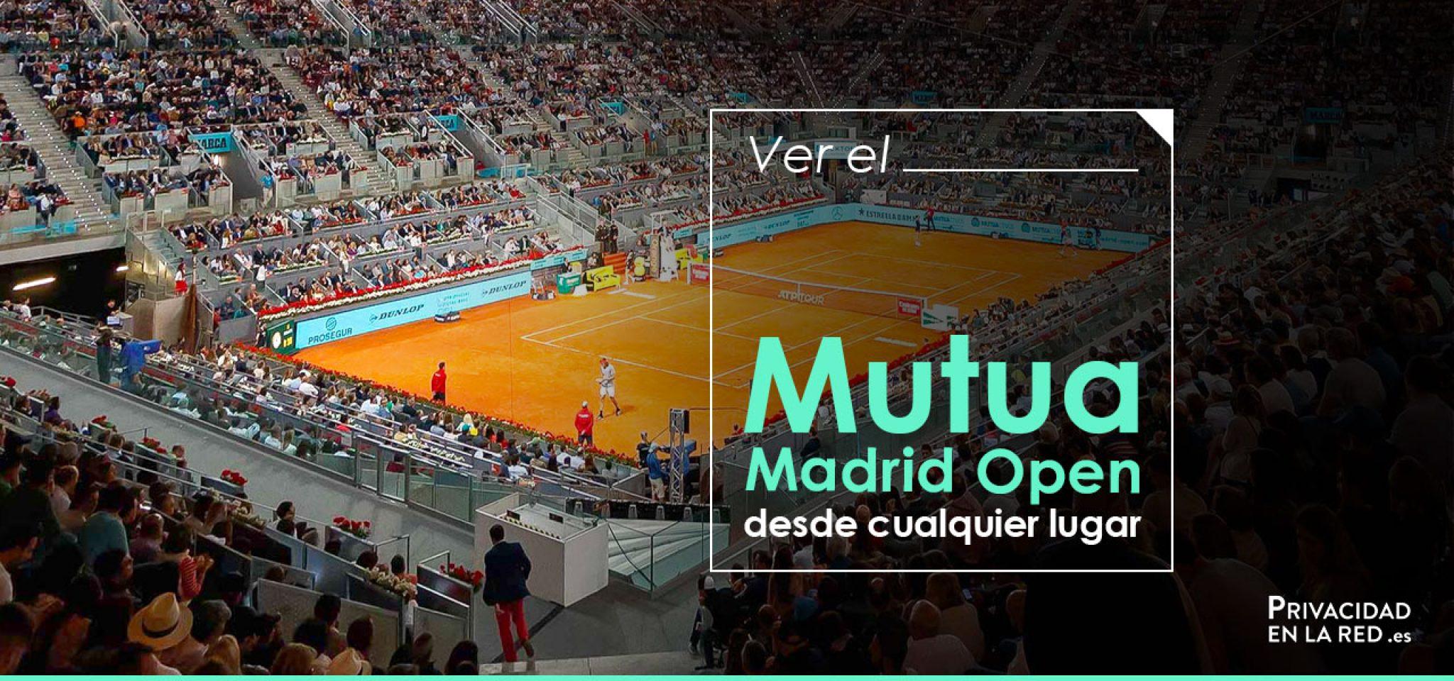 Mutua Madrid Open 2021