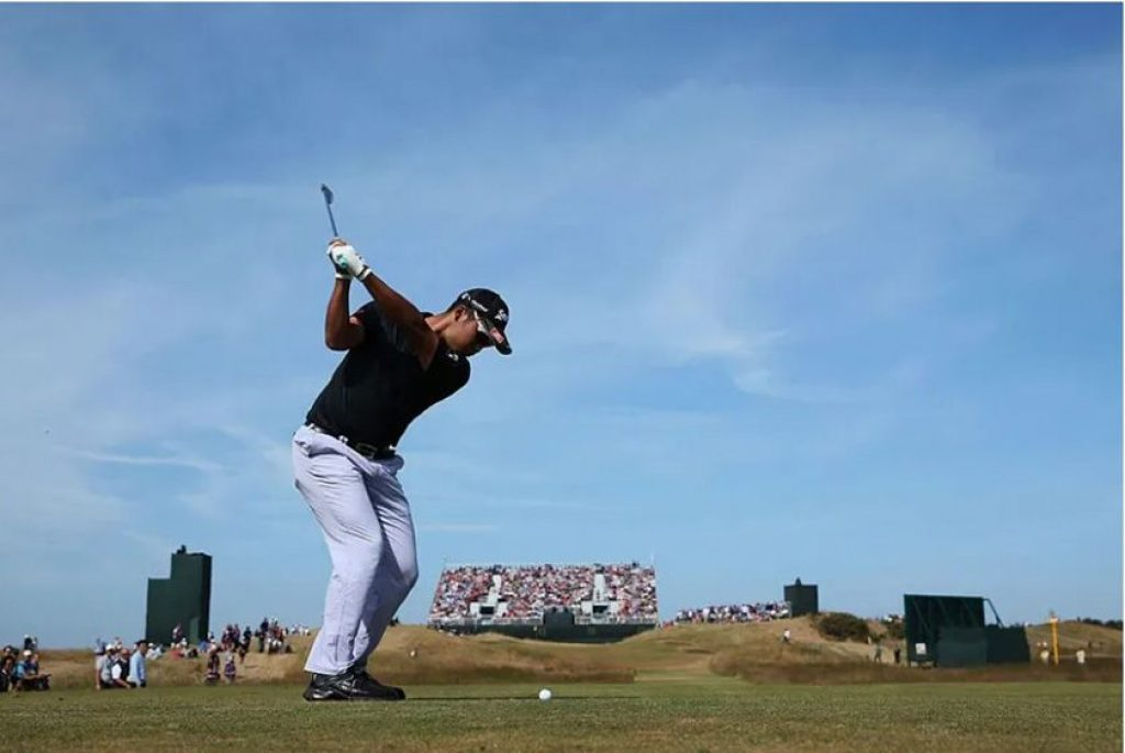 open britanico golf