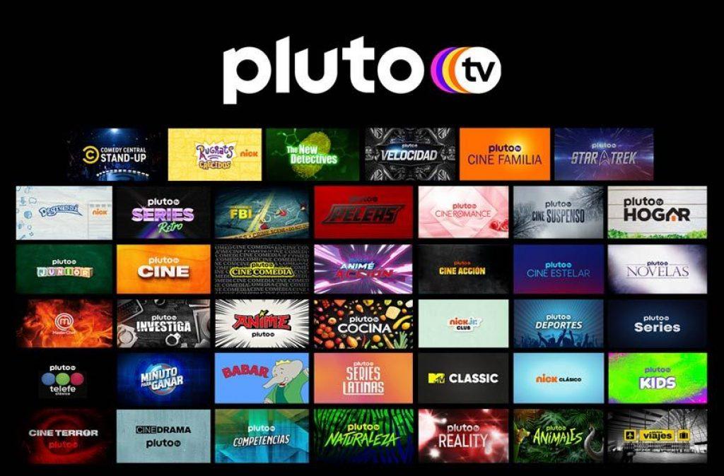 ver pluto tv gratis