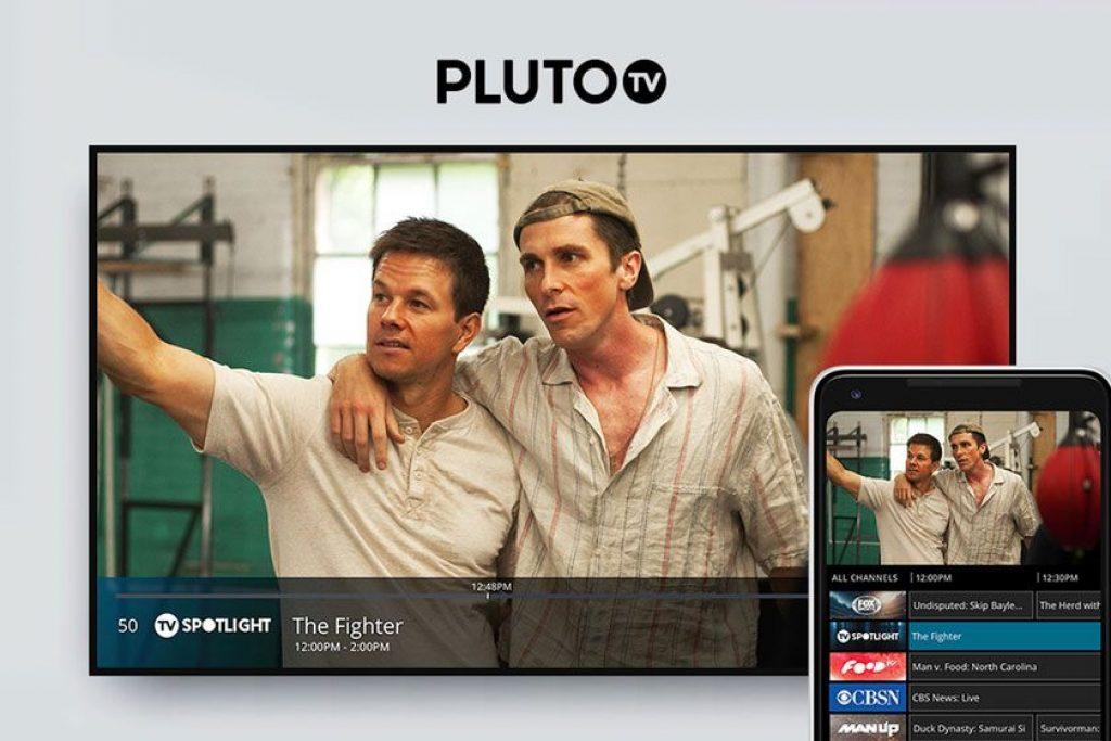 ver pluto tv gratis online